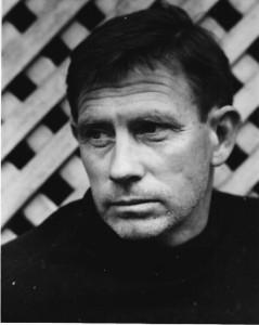 Portrait of Lester by Bob Ellison, est. 1970